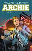 Archie, Vol. 1 - Mark Waid,Veronica Fish,Annie Wu,Fiona Staples
