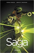 Saga, Volume 7 - Fiona Staples,Brian K. Vaughan