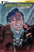 Army Of Darkness: Furious Road #1 (of 5): Digital Exclusive Edition - Nancy Collins,Kewber Baal