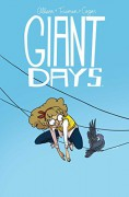 Giant Days Vol. 3 - John Allison,Max Sarin
