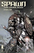 Spawn: The Dark Ages #13 - Brian Holguin,Liam McCormack-Sharp