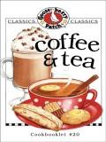Coffee & Tea Cookbook (Gooseberry Patch Classics) - Gooseberry Patch