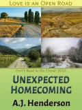 Unexpected Homecoming - A.J.  Henderson