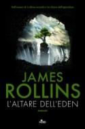L'altare dell'Eden - James Rollins, Enrica Budetta