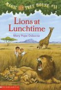 Lions At Lunchtime - Mary Pope Osborne