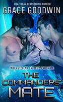 The Commanders' Mate (Interstellar Brides® Book 15) Kindle Edition - Grace Goodwin