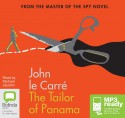 The Tailor of Panama - John le Carré, Michael Jayston