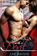 Date with a Devil: A Hockey Romance - June Winters