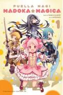 Puella Magi Madoka Magica, Vol. 01 - Magica Quartet, Hanokage