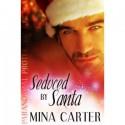 Seduced by Santa - Mina Carter