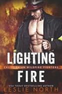 Lighting Fire - Leslie North