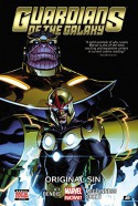 Guardians of the Galaxy Volume 4: Original Sin - Brian Michael Bendis, Ed McGuinness, Valerio Schiti