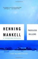 Faceless Killers - Henning Mankell, Steven T. Murray