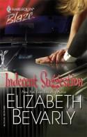 Indecent Suggestion (Harlequin Blaze, #189) - Elizabeth Bevarly