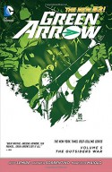 Green Arrow Vol. 5: The Outsiders War (The New 52) (Green Arrow (DC Comics Paperback)) - Jeff Lemire, Andrea Sorrentino