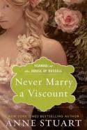 Never Marry a Viscount - Anne Stuart