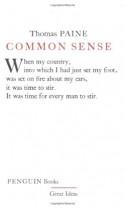Common Sense (Great Ideas) - Thomas Paine