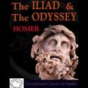 The Iliad & The Odyssey - Homer, John Lescault