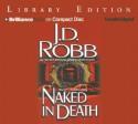 Naked in Death - J.D. Robb, Susan Ericksen