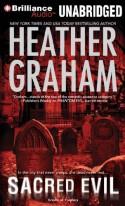 Sacred Evil (Krewe of Hunters Trilogy) - Heather Graham