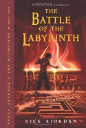 The Battle of the Labyrinth (Percy Jackson and the Olympians, Book 4) - Rick Riordan