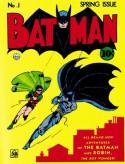 Batman (1940-2011) #1 - Bill Finger, Paul Gustavson, Guy Monroe, Whitney Ellsworth, Bob Kane, Raymond Perry, George Papp