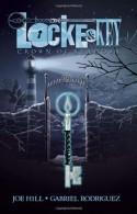 Locke & Key, Vol. 3: Crown of Shadows - Joe Hill, Gabriel Rodríguez