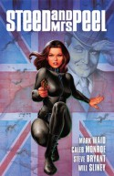 Steed and Mrs. Peel Vol. 1: A Very Civil Armageddon - Caleb Monroe, Steve Bryant, Mark Waid