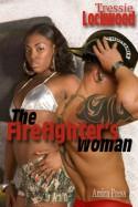 The Firefighter's Woman [Interracial Romance] - Tressie Lockwood