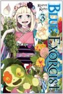 Blue Exorcist, Vol. 3 - Kazue Kato