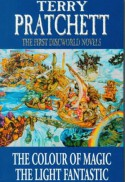 The First Discworld Novels: The Colour of Magic and The Light Fantastic - Terry Pratchett