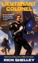 Lieutenant Colonel - Rick Shelley