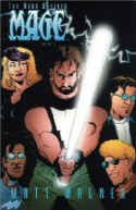 Mage the Hero Discovered Volume 3 (Limited Edition) - Matt Wagner, Diana Schutz, Rick Taylor, Sam Kieth