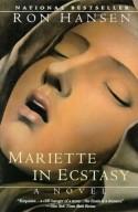 Mariette In Ecstacy - Ron Hansen