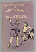 The Mountain of Adventure - Enid BLYTON