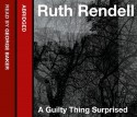 A Guilty Thing Surprised - Ruth Rendell, George Baker