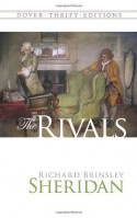 The Rivals (Dover Thrift Editions) - Richard Brinsley Sheridan
