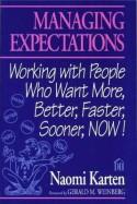 Managing Expectations - Naomi Karten