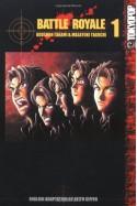 Battle Royale, Vol. 1 - Koushun Takami, Keith Giffen, Tomo Iwo, Masayuki Taguchi