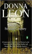 Death in a Strange Country - Donna Leon
