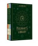 Hogwarts Library - J.K. Rowling