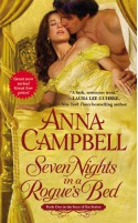 Seven Nights in a Rogue's Bed (Sons of Sin) - Anna Campbell