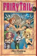 Fairy Tail 5 - Hiro Mashima