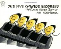 The Five Chinese Brothers (Paperstar) - Claire Huchet Bishop, Kurt Wiese