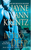 In Too Deep (Arcane Society, #10) - Jayne Ann Krentz