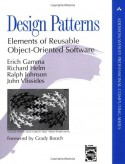 Design Patterns: Elements of Reusable Object-Oriented Software - Richard Helm, John Vlissides, Erich Gamma, Ralph Johnson