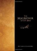 The Macarthur Study Bible: New American Standard Bible - Anonymous, John F. MacArthur Jr.
