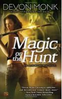 Magic On The Hunt - Devon Monk