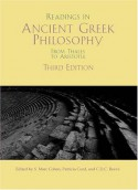 Readings In Ancient Greek Philosophy: From Thales To Aristotle - C.D. C. Reeve, Patricia Curd, S. Mark Cohen