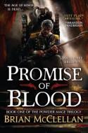 Promise of Blood - Brian McClellan